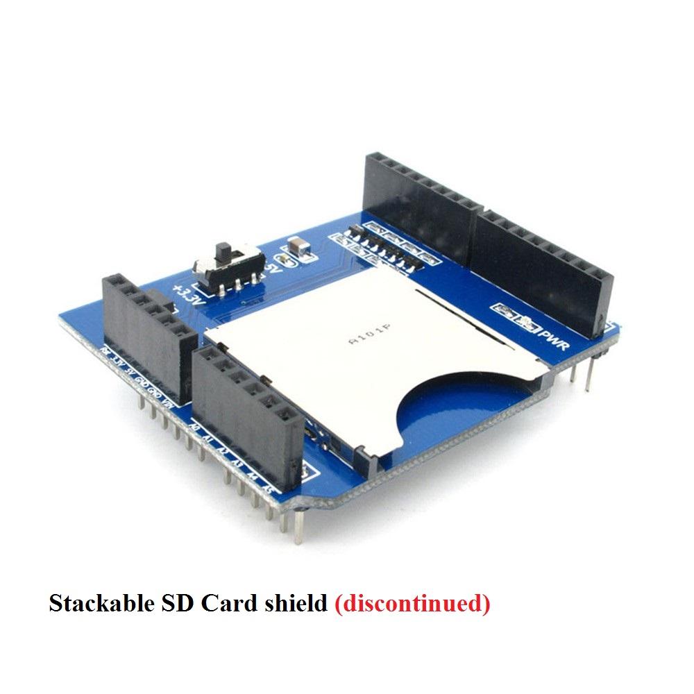Stackable Header Set for Arduino - Creatron Inc