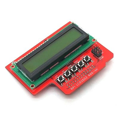RPI LCD1602 ADD-ON V1.0