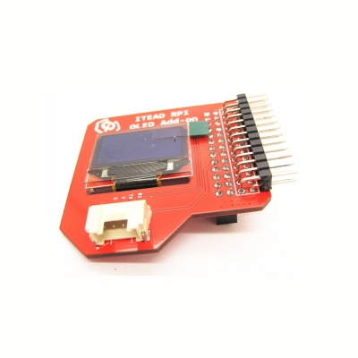 Rasspberry Pi OLED Add-on V1.0