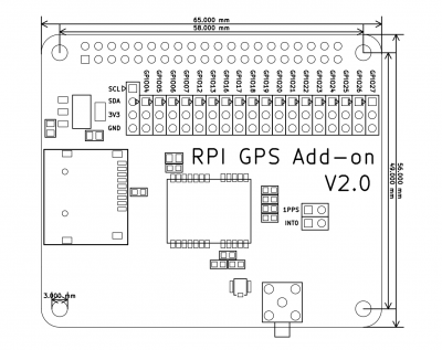 RPI GPS ADD ON V2 besides Ring Main Wiring Fault Free Download Diagrams Pictures additionally 102 L293d Quadruple Half H Drivers moreover Ninjaknivar as well L293d Pin Diagram. on raspberry pi size