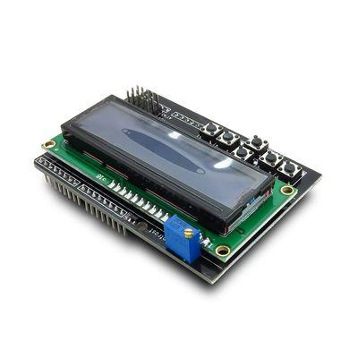 Usb wiki: sainsmart lcd keypad shield for arduino uno mega.
