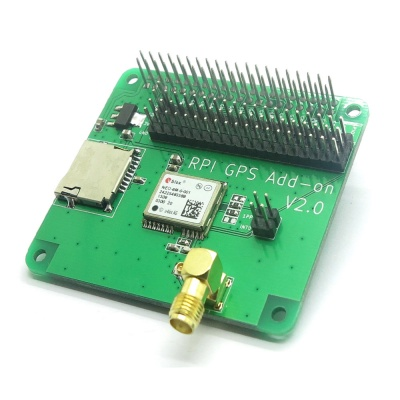Rasspberry Pi GPS Add-on V2.0